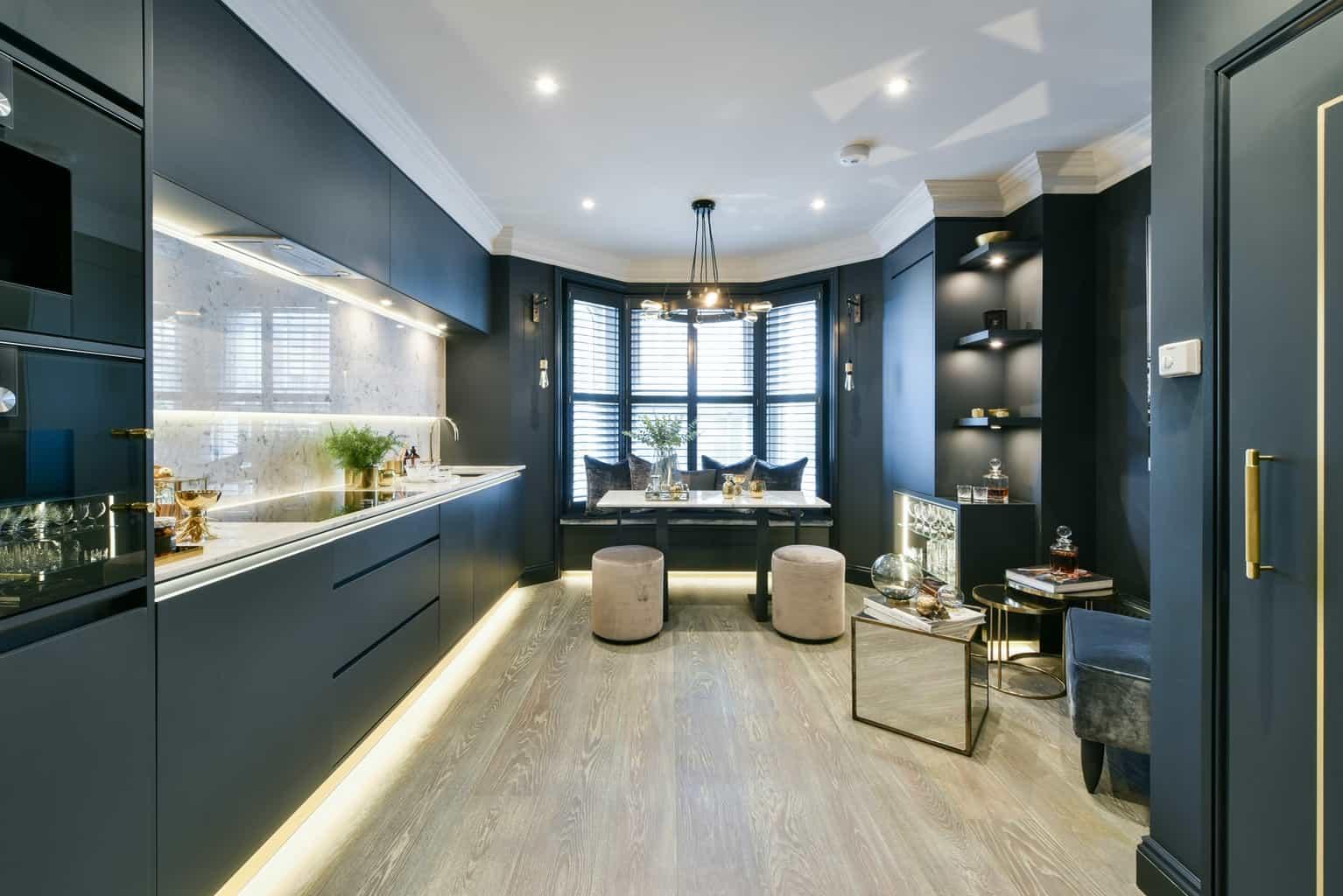 Short term apartment rental near Fulham Broadway